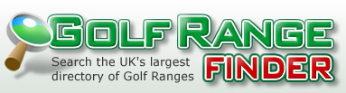 Find a golf range near you with Golf Range Finder